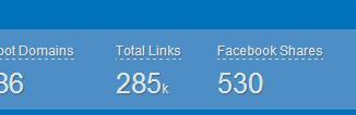 Open Site Explorer Link Metrics