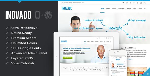 Inovado Responsive WordPress Theme