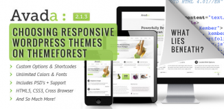 Choosing Responsive WordPress Themes On ThemeForest