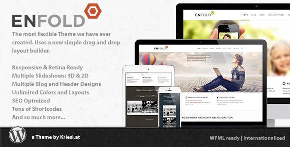 Enfold Fast Loading WordPress Theme