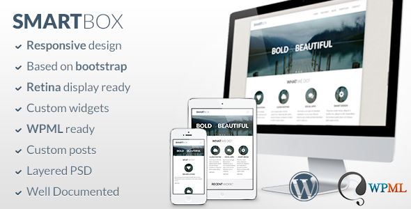 SmartBox Fast Loading WordPress Theme