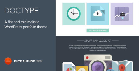 Doctype Premium WordPress Theme