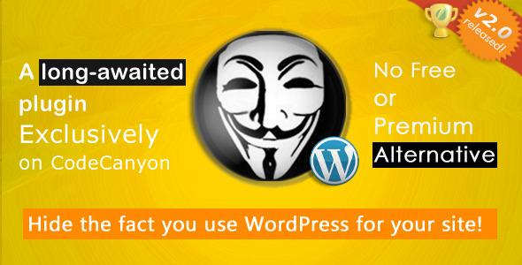 Hide My WP Premium WordPress Plugin