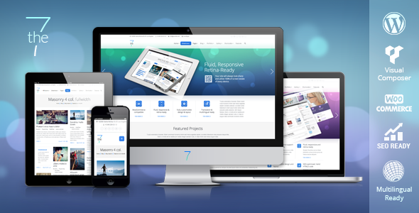 The7 Premium WordPress Theme