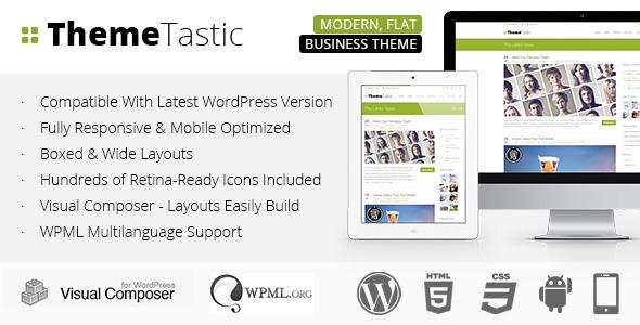 ThemeTastic Premium WordPress Theme