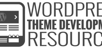 WordPress Theme Development Resources