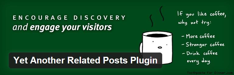 Yet Another Related Posts Plugin Free WordPress Plugin