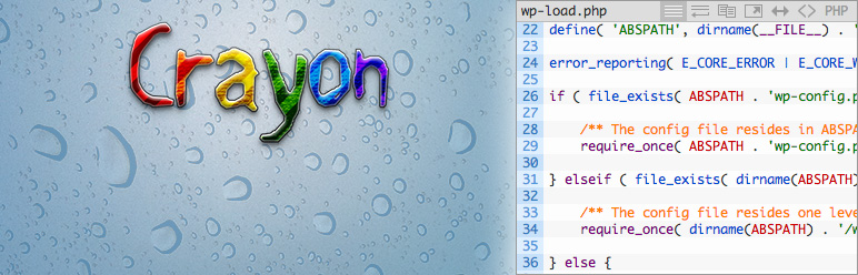 Crayon Syntax Highlighter WordPress Plugin