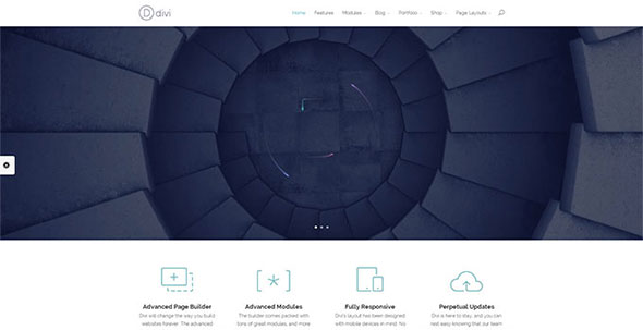 Divi Fastest WordPress Theme