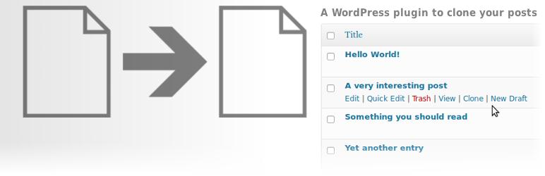 Duplicate Post WordPress Plugin