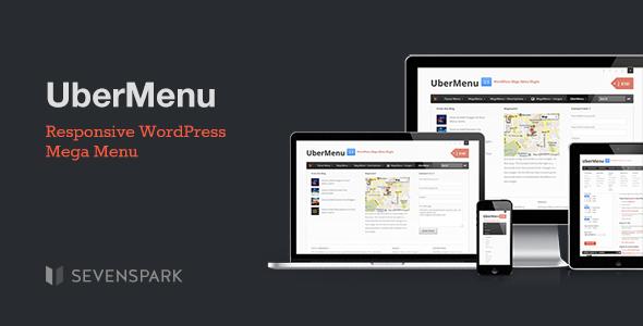 UberMenu Premium WordPress Plugin