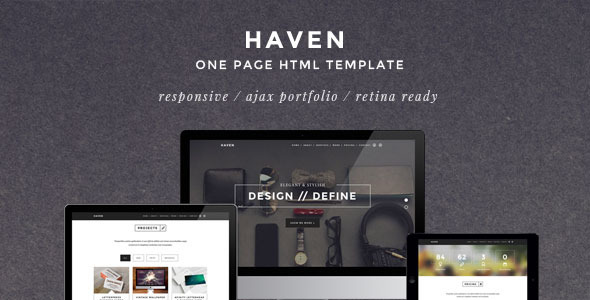 Haven Fastest WordPress Theme