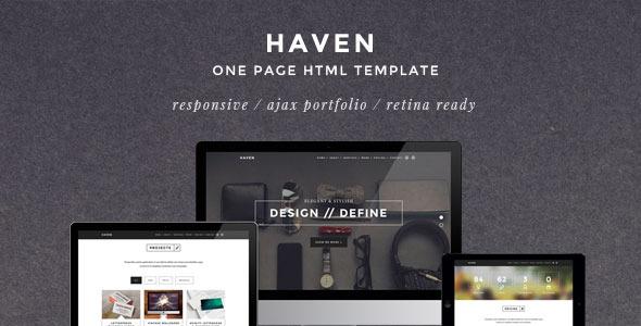 Haven Fastest WordPress Theme