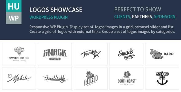 Logos Showcase Premium WordPress Plugin