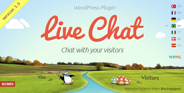 WordPress Live Chat Premium WordPress Plugin