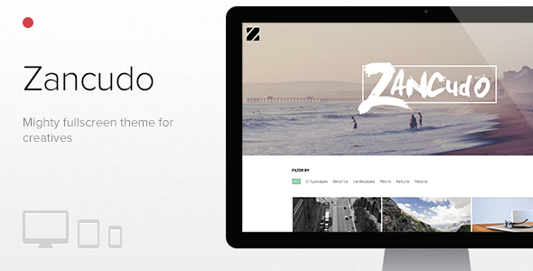 Zancudo Fastest WordPress Theme