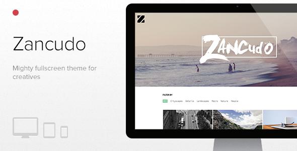 Zancudo Fastest WordPress Theme