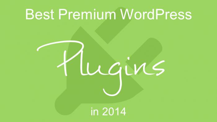 Best Premium WordPress Plugins in 2014