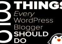 35 Things Every WordPress Blogger Should Do