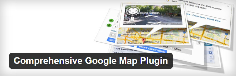 Comprehensive Google Map Plugin Best Free Google Maps WordPress Plugin