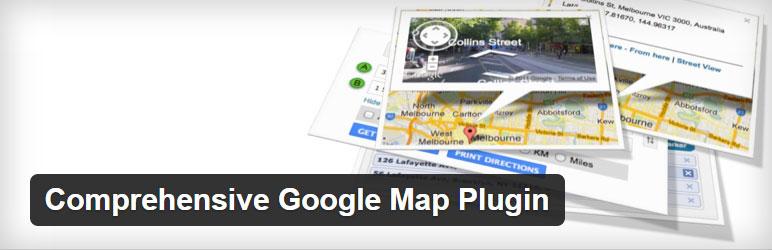 Comprehensive Google Map Plugin Best Free Google Maps WordPress Plugin