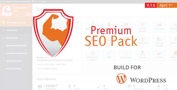Premium SEO Pack Best Premium SEO WordPress Plugin