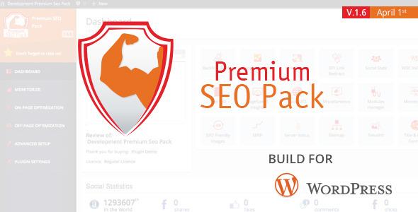 Premium SEO Pack Best Premium SEO WordPress Plugin