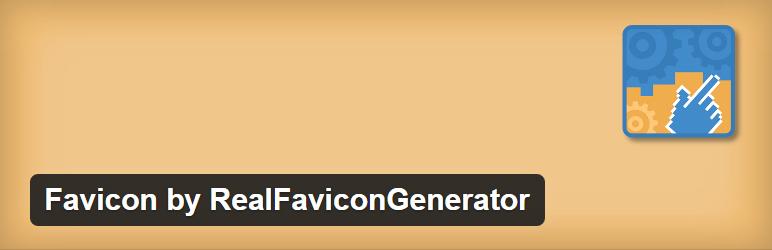 Favicon by RealFaviconGenerator Best Free Favicon Generator WordPress Plugin